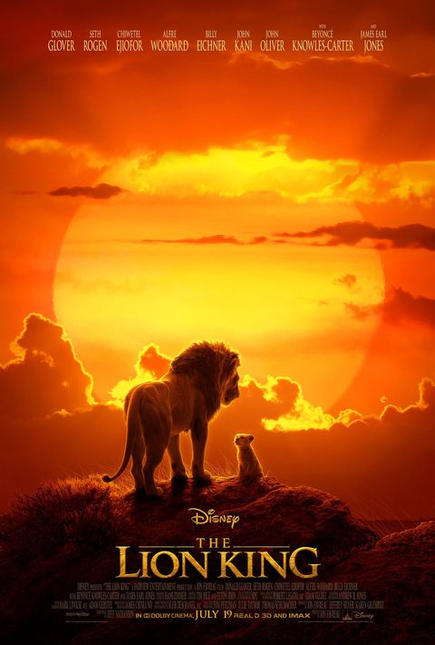 3D:The Lion King
